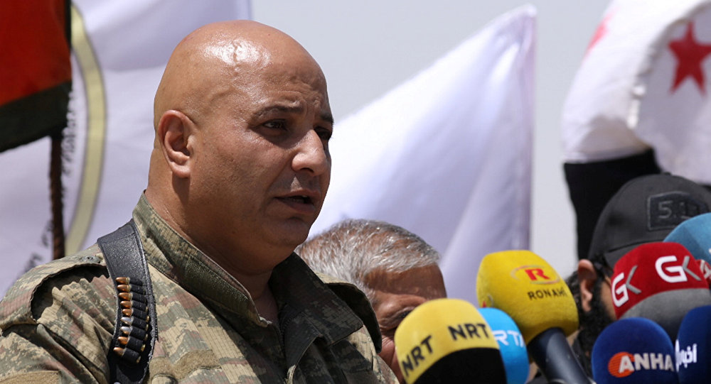SDF Spokesperson: US Will Stay In Syria For Decades