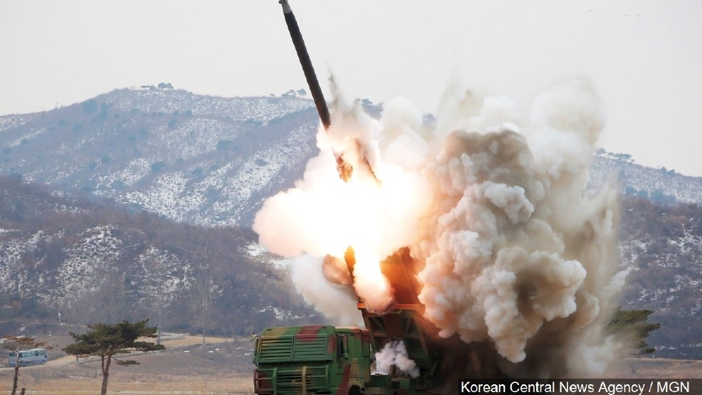 North Korea Says US-South Korea Military Drills May Turn Into War