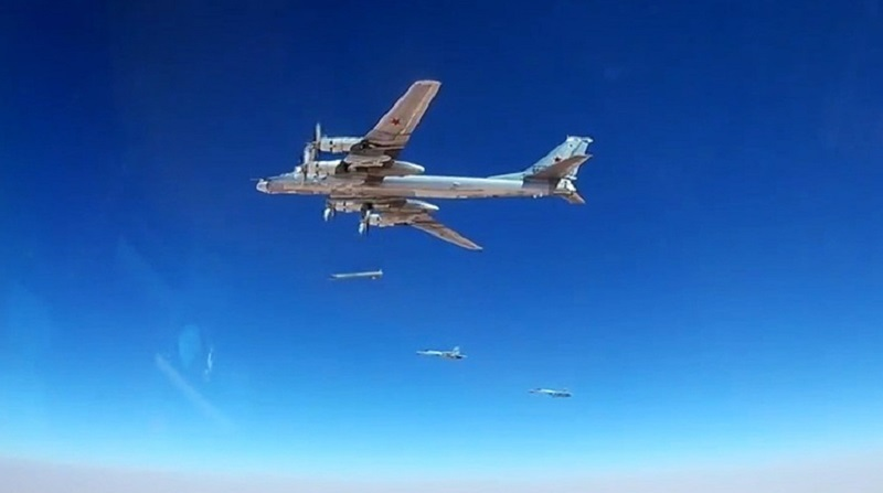 Russia Intensifies Its Bombing Campaign Against Terrorists In Syria