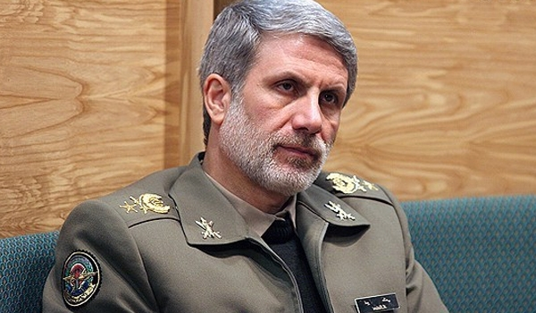 Iran Gets First Defense Minister Unaffiliated With Islamic Revolution Guards Corps Since 1989