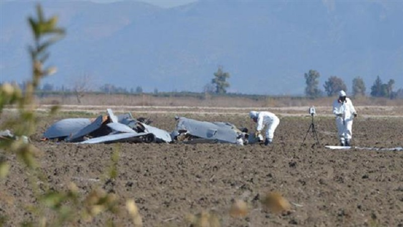 Two US MQ-1 Predator Combat UAVs Crashed In Turkey Within Four Days