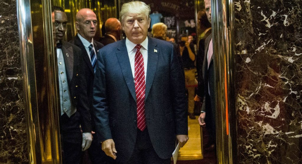 Is Trump's Agenda Being Eclipsed?