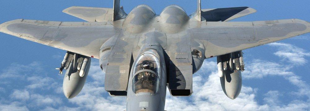 US-led Coalition Airstikes Kill 60 Civilians In Deir Ezzor Province - Media