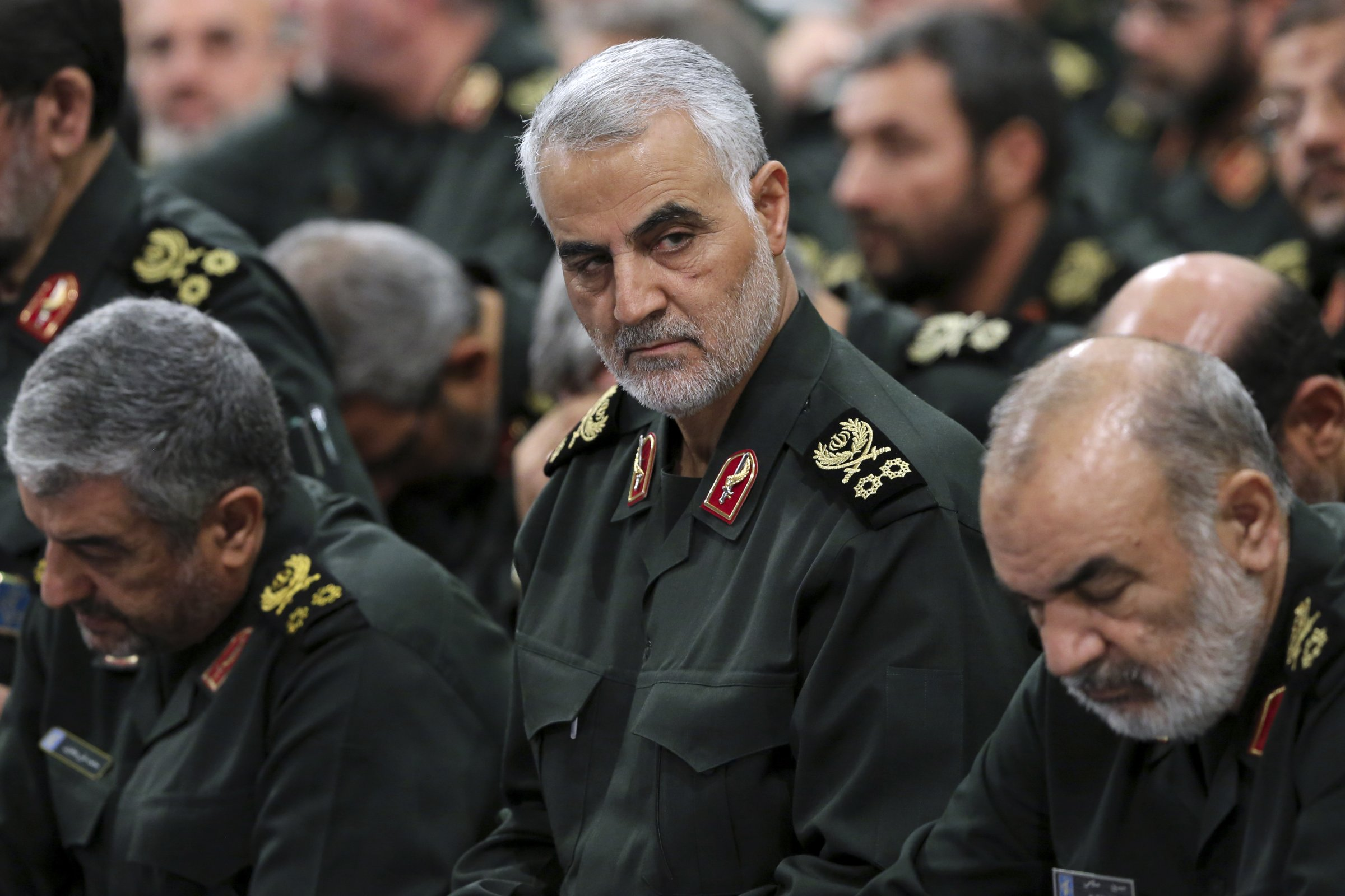 Iran Is Investigating Possibility Of Mole Behind Soleimani Assassination