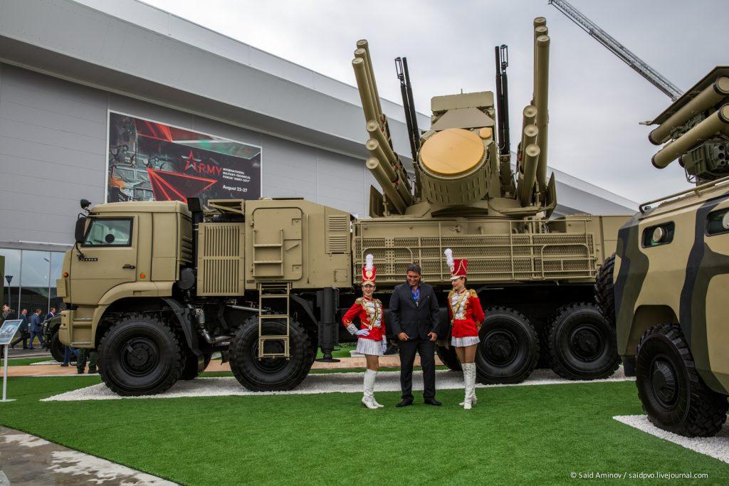 Qatar Seeks To Buy Russian Air-Defense Systems