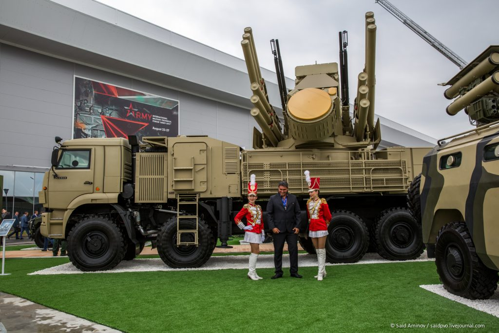 Qatar Seeks To Buy Russian Air-Defense Systems