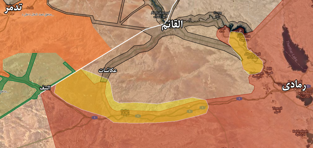 Review: ISIS Attack And Alleged US-led Airstrikes Against Popular Mobilization Units In al-Jamouna Area At Syrian-Iraqi Border