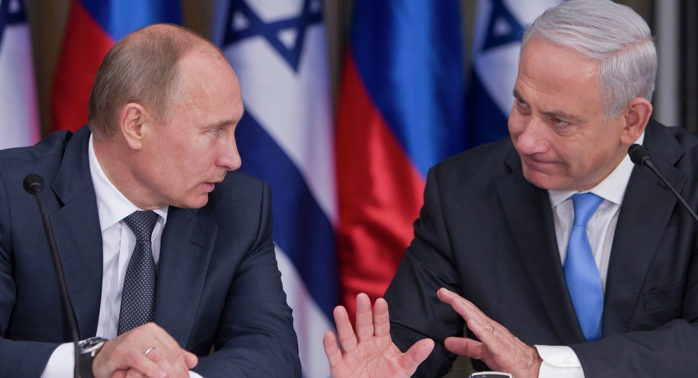 """Netanyahu To Putin: Iran Must Leave Syria Or """"We Will Act"""""""