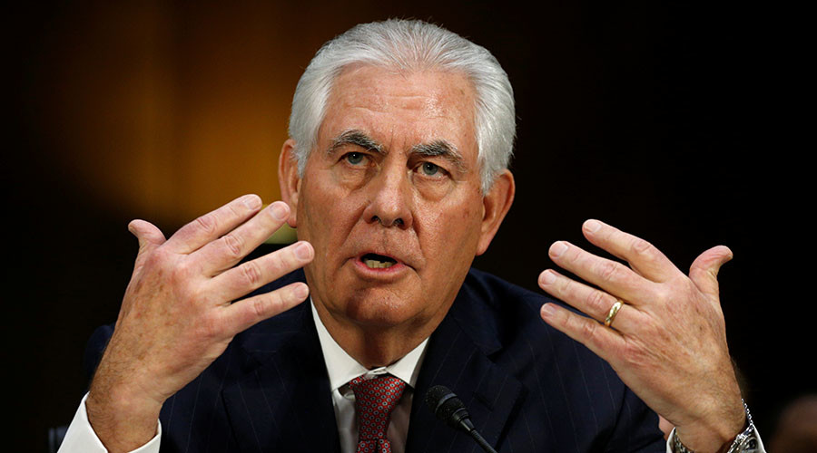 US Secretary of State Accuses Russia Of Arming Taliban