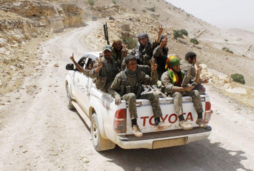 SDF Prepares To Launch Advance On Deir Ezzor - Reports
