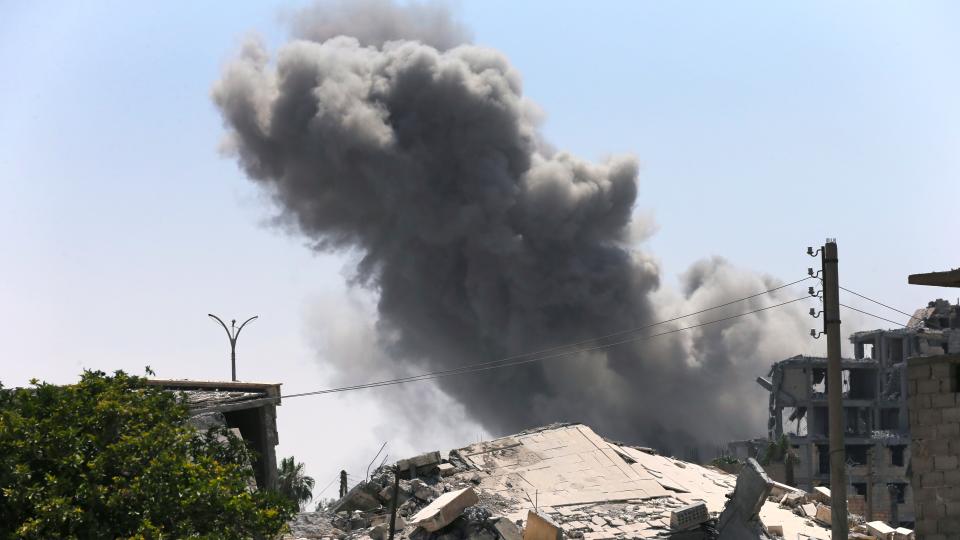 40 Civilians Killed With Single US-led Coalition Airstrike In Raqqa City