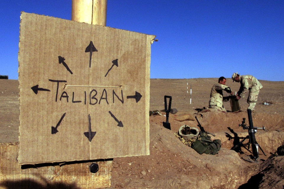 Taliban Advancing In Khas Uruzgan District In Central Afghanistan