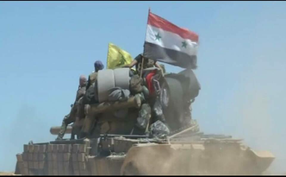 ISIS Resistance Is Over On Syrian-Lebanese Border