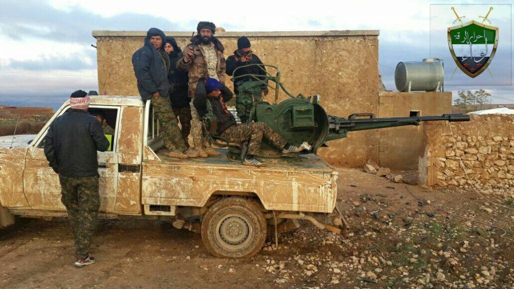 Kurdish-Arab Tensions Grow Within US-backed SDF. YPG Arrests Liwaa Suqour al-Raqqa Members - Reports