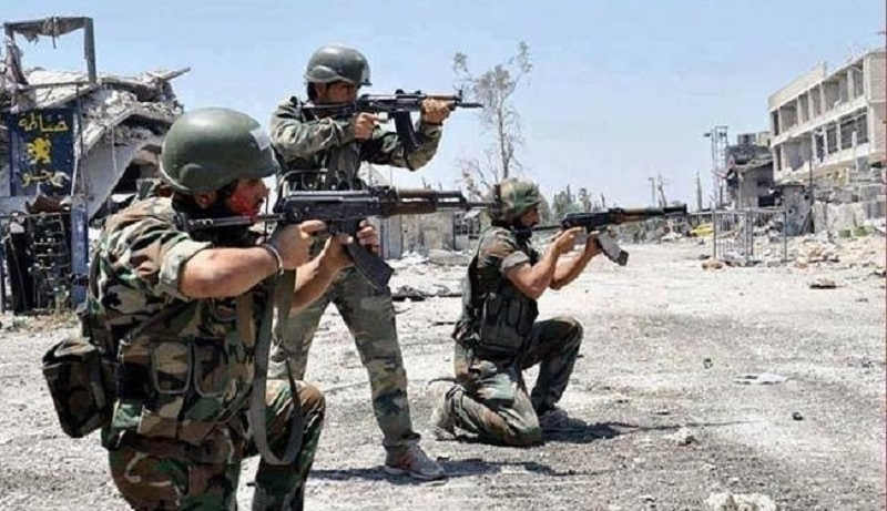 Syrian Arab Army And Syrian Democratic Forces Establish Joint Operations Room - Reports
