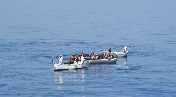 New Migrant Route To Europe Appearing In Black Sea?