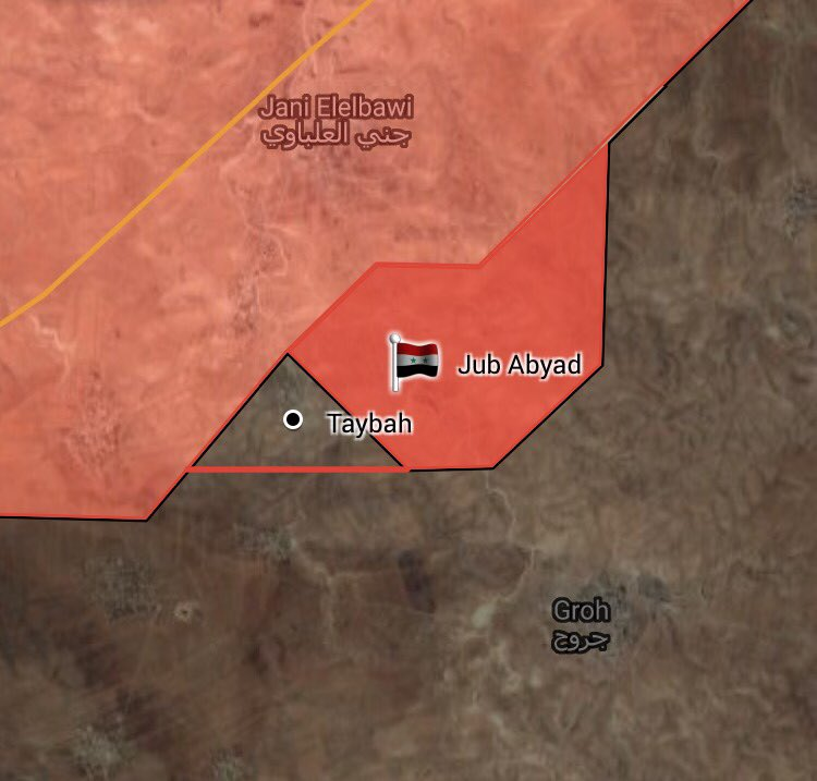Syrian Army Further Advances In Eastern Hama, Takes Control Of Jub Abyad (Maps)