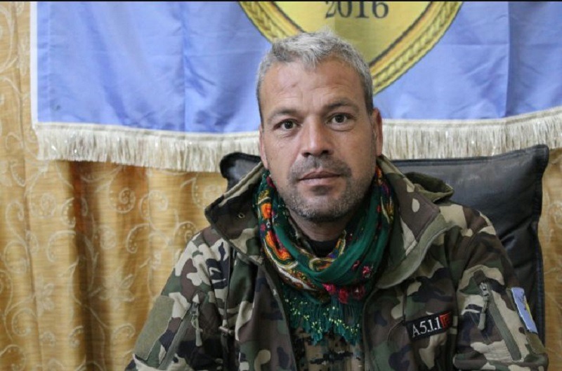 Leader Of Manbij Military Council Killed In Clashes In Raqqah City