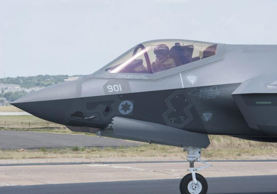 Israel To Buy 17 More F-35 Stealth Fighters