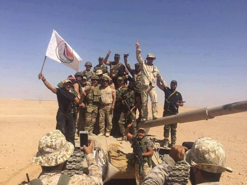 Syrian Army Advances Deep Inside Deir Ezzor Governorate