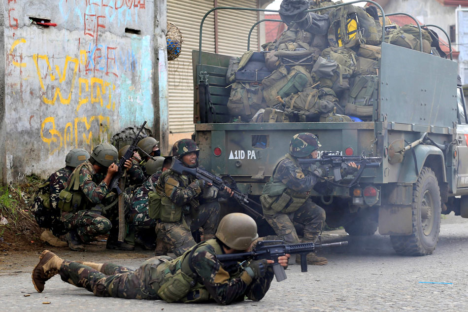 Philippine Army Starts Its Final Push To Liberate Marawi City