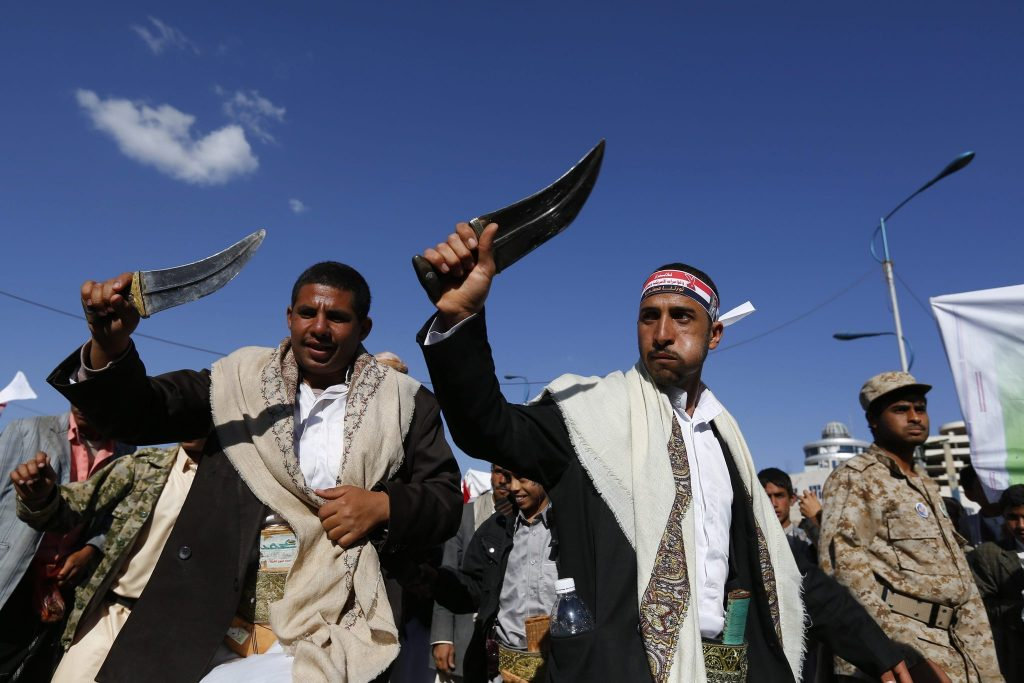 Intense Fighting Erupts Between Houthis And Pro-Saudi Forces In Al-Jawf Province