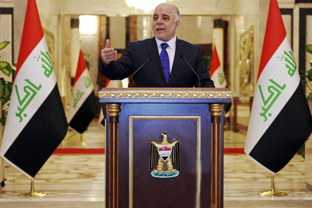 Iraqi Prime Minister Officially Announces End Of Tal Afar Battle, Liberation Of Nineveh Province