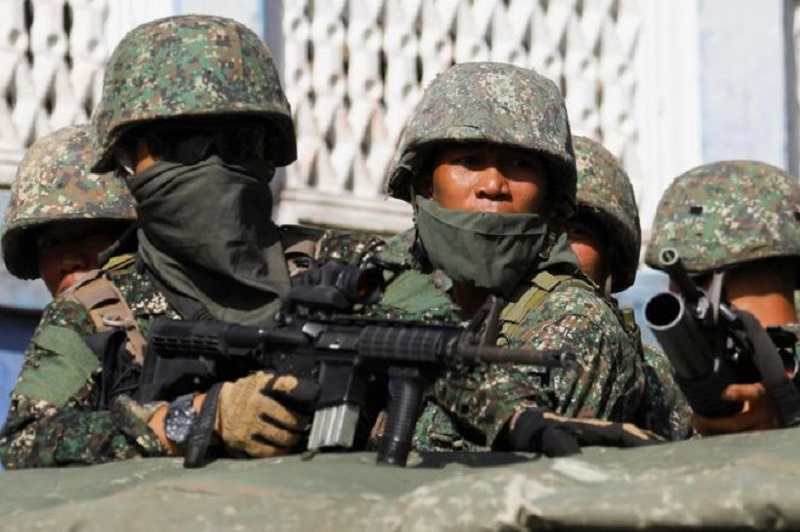 Philippine Army Captures ISIS Headquarters In Marawi