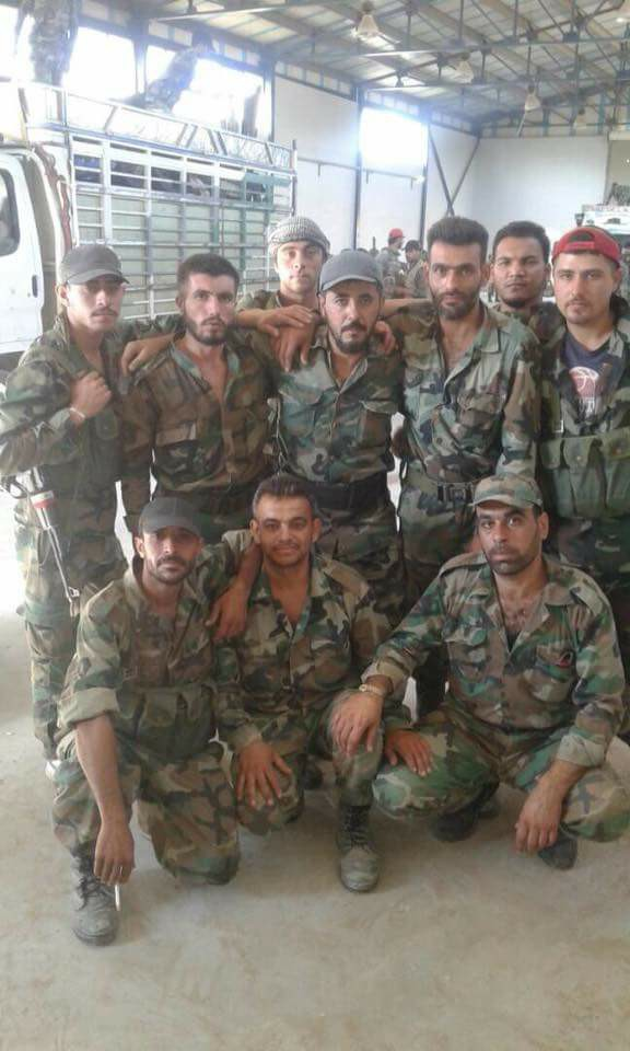 Syrian Army Advancing South Of Deir Ezzor, Deploys Reinforcements In City (Photos)