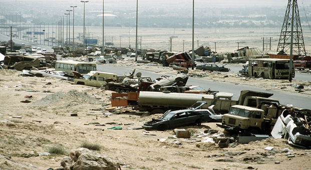 Depleted Uranium and Radioactive Contamination in Iraq: An