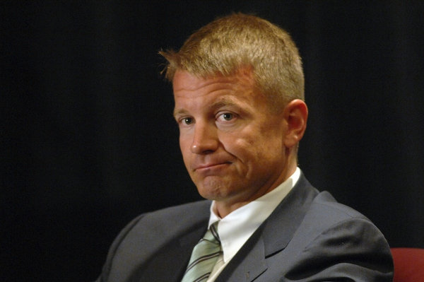Blackwater Founder Wants To Boost the Afghan air war with his private air force