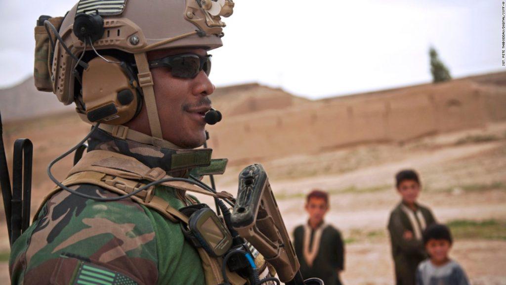 米軍特殊部隊の展開は、ISIS反しレバノン軍の操作をサポートするために