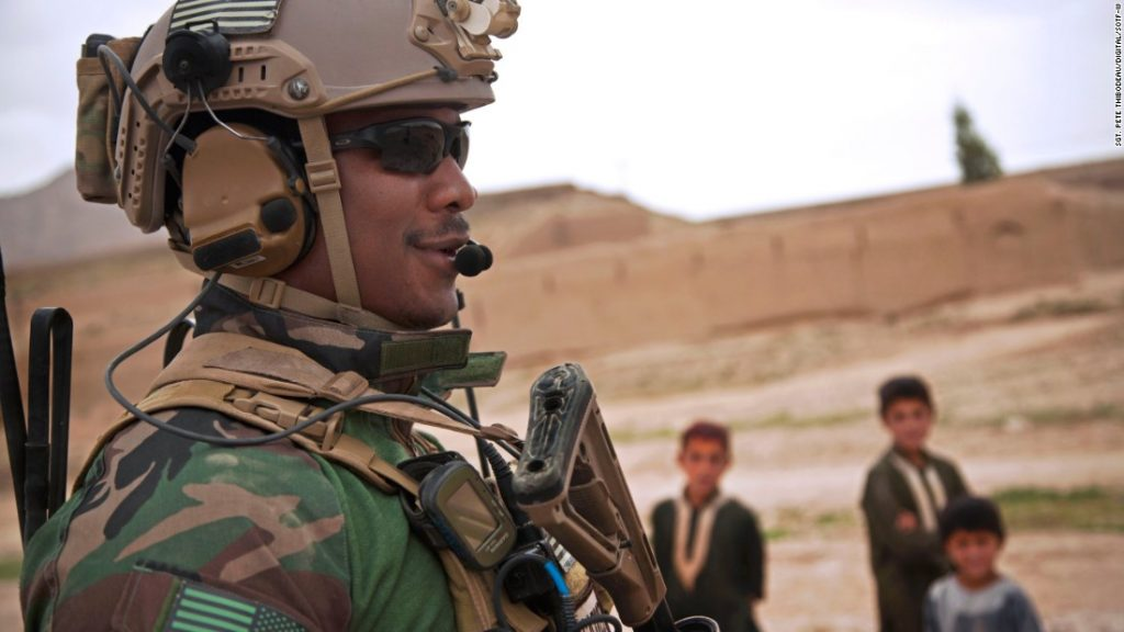 US Special Forces Deploy To Support Lebanese Army's Operations Against ISIS