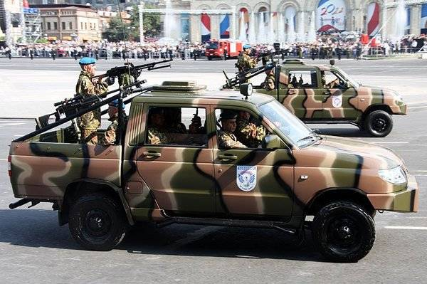 Russian Ground Forces: The Return of Tachanka