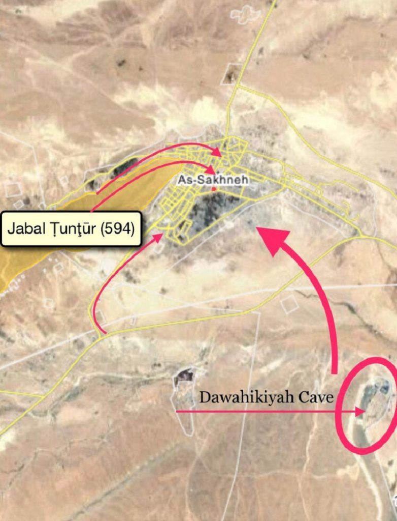 Army Troops Enter Strategic Sukhna Town. ISIS Withdraws - Reports