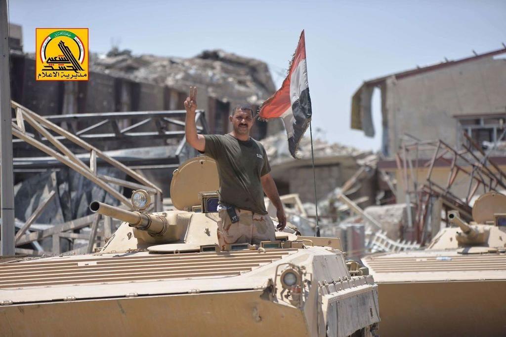 Iraqi PM Abadi: Popular Mobilization Units Will Not Be Disbanded