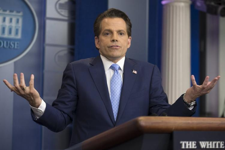 """You Know What You Did"": Scaramucci Punked By Email Spoofer Pretending To Be Priebus"