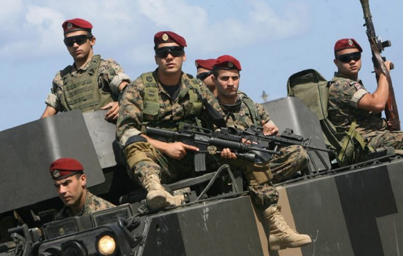 Lebanese Army Advances South of Ras Baalbek, Captures Hill Overlooking ISIS Positions