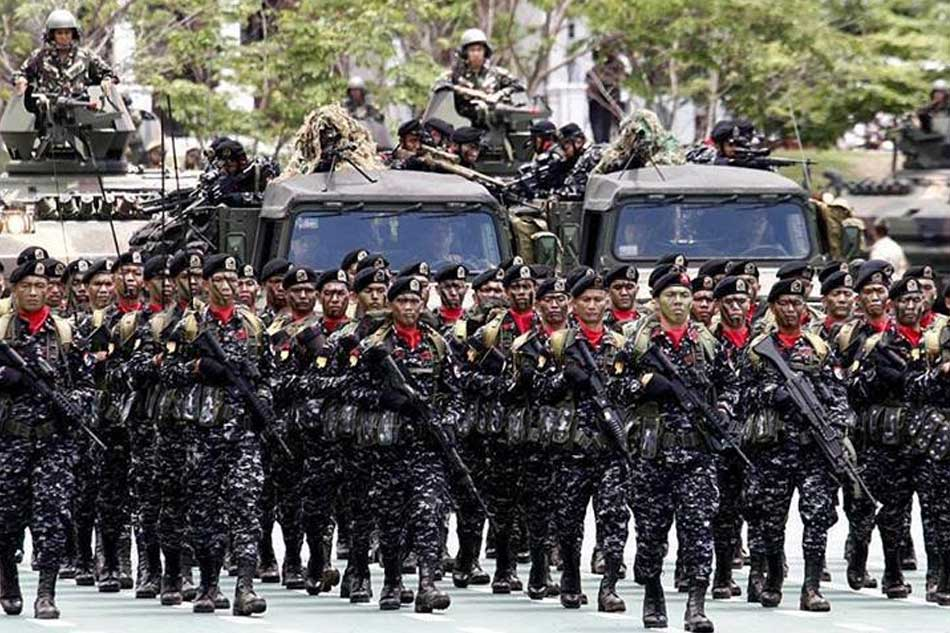 Rodrigo Duterte: Philippine Army Needs 20,000 Additional Soldiers To Increase Security In Country
