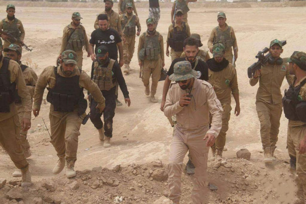 PMU Launches New Security Operation West Of Mosul