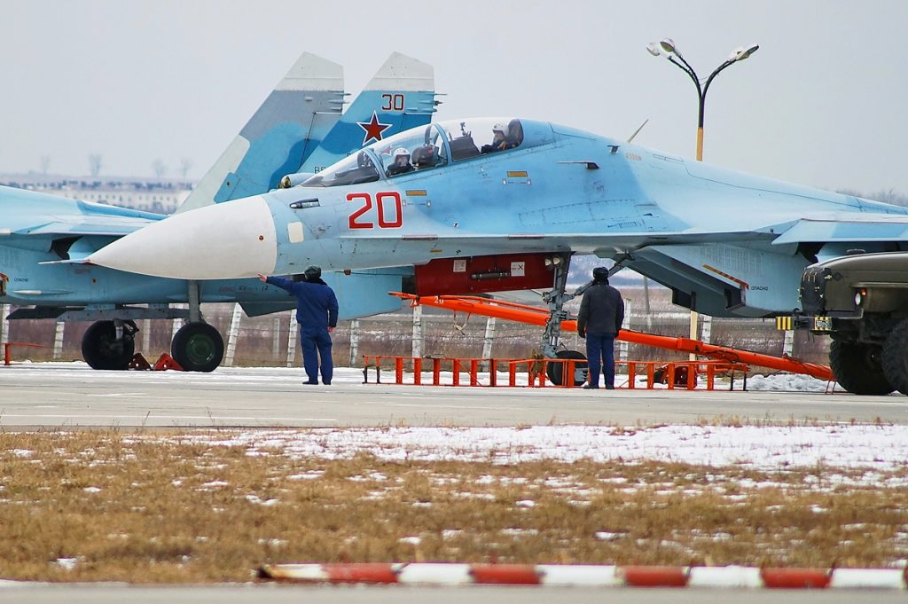 Russia Suggests Iran To Buy Su-27SM3 Fighters. Iran Wants Su-30SM Or Su-35 - Reports