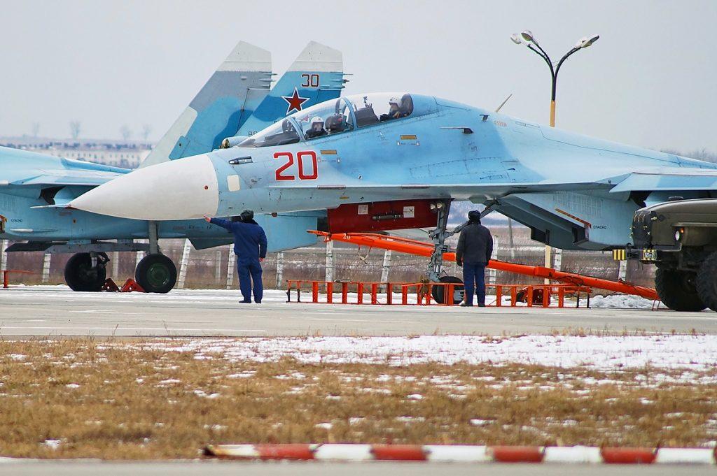 Russia Suggests Iran To Buy Su-27SM3 Fighters. Iran Wants Su-30SM Or Su-35 - Reports