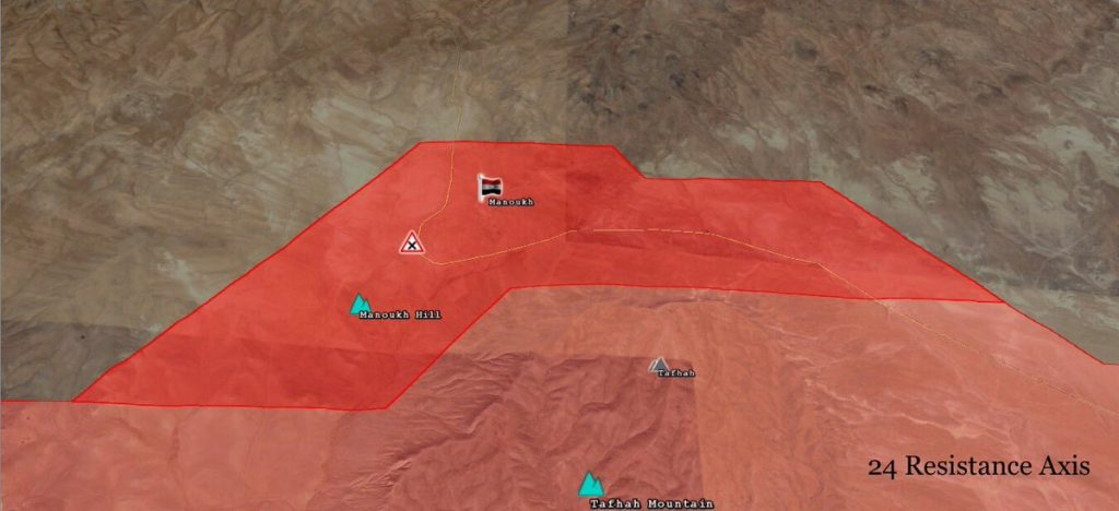 Govt Troops Develop Advance North Of Homs-Palmyra Road, Liberate Manoukh Village (Map)