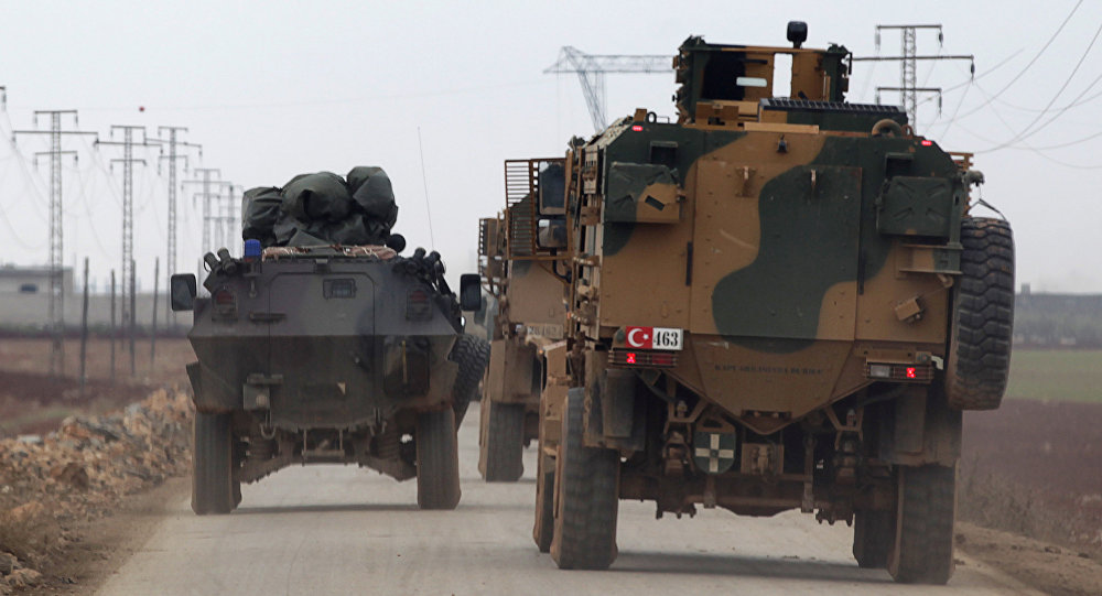 Turkish Reinforcements Arrive on Syrian Border to Counter US-Backed SDF