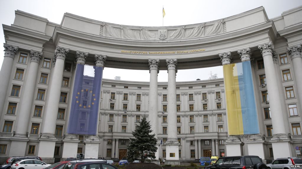 """The matter of """"renunciation of citizenship"""" in the light of most recent Ukraine Foreign Ministry Statements"""