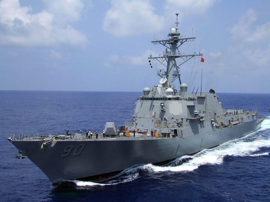 US Starts Building 'Major Planning And Operational Hub' On Ochakov Naval Base In Ukraine