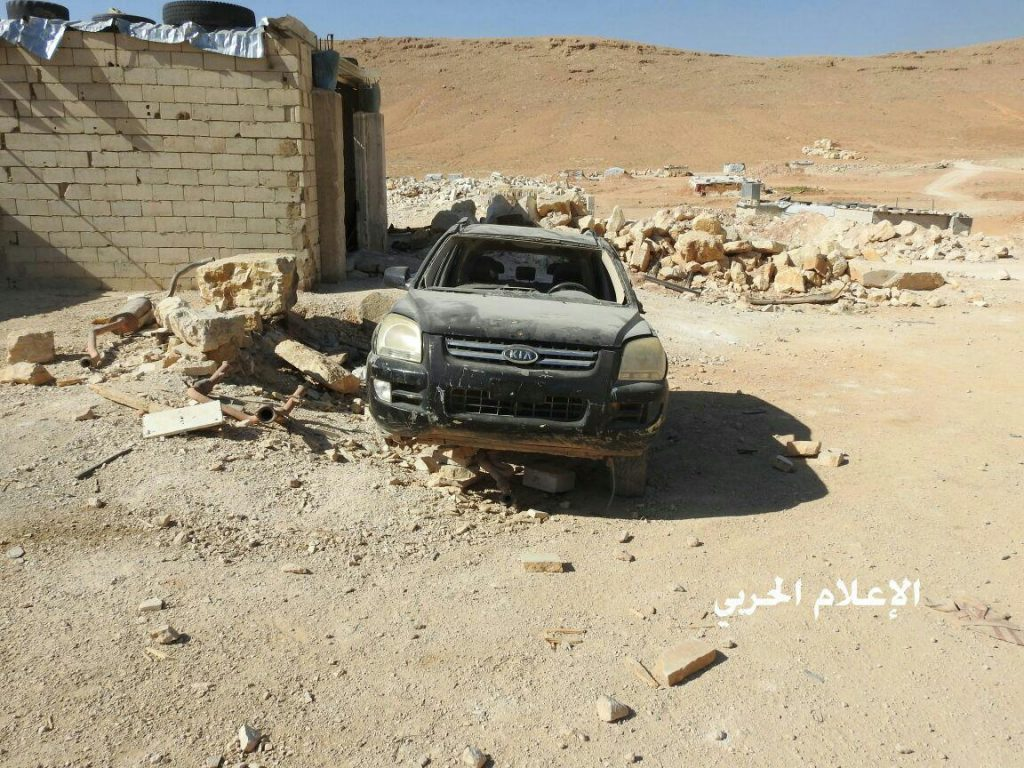 Hezbollah Seizes Former Main Hayat Tahrir al-Sham HQ In Arsal (Photos, Video)