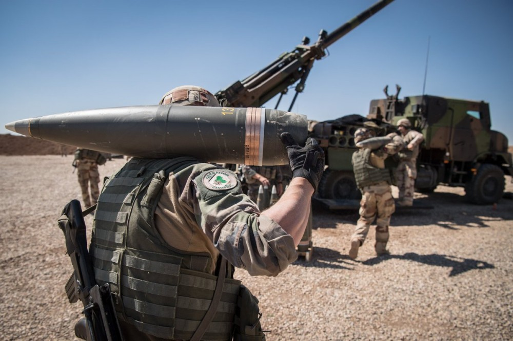 French Wagram Task Force In Action Against ISIS In Iraq (Photos, Videos)
