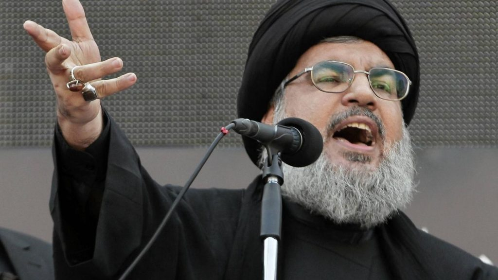 Hezbollah Leader Explains Deal With ISIS In Official Statement To Iraqi People