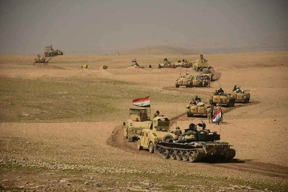 Iraqi Prime Minister Declares Start Of Battle For Tal Afar